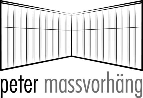 Peter Massvorhäng Logo N